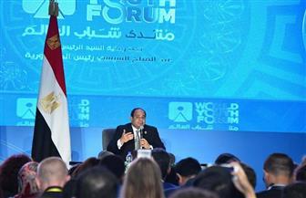 الرئيس السيسي: لن نستطيع تلبية مطالب تطوير التعليم بشكل كامل