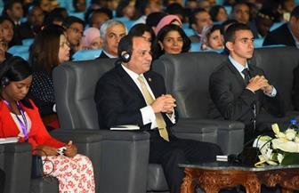 الرئيس السيسي: كلما استمرت الأزمات في ليبيا وسوريا يصعب إيجاد حل.. والتقسيم يخلق حالة من عدم الاستقرار لسنوات