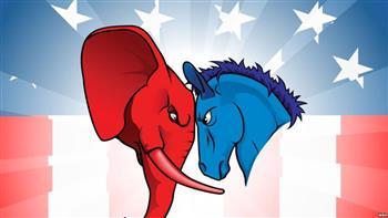 """""""الفيل الجمهوري"""" أم """"الحمار الديمقراطي"""".. من يحكم بلاد """"العم سام"""" بعد انتخابات التجديد النصفي؟"""