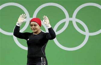 سارة سمير تحصد فضيتين وبرونزية في بطولة العالم لرفع الأثقال