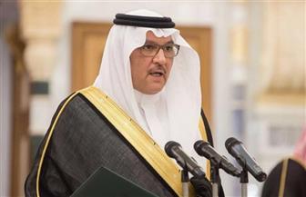 سفير السعودية في مصر يكرم مندوب المملكة الدائم لدى الجامعة العربية