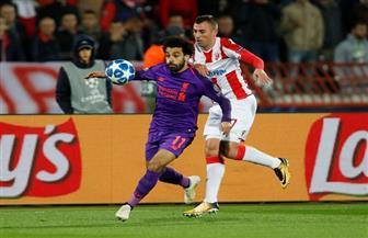 محمد صلاح يقود هجوم ليفربول فى مواجهة فولهام بالدوري الإنجليزي