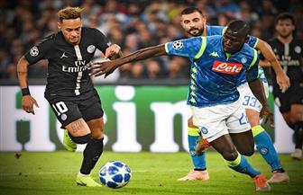 نابولى يتعادل مع باريس سان جيرمان ويشعل مجموعة ليفربول | فيديو