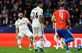 ريال مدريد يكتسح فيكتوريا بلزن بخماسية نظيفة | فيديو