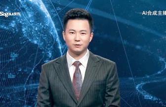 أول مذيع بتقنية الذكاء الاصطناعي في العالم بالصين
