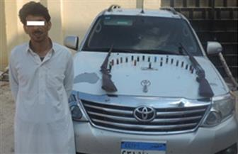 """ضبط 10.5 كيلو """"حشيش"""" بحوزة 7 متهمين بالمحافظات   صور"""