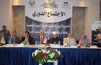 وزير الأوقاف: كل ما يدعم الدولة هو من مقاصد الأديان وغير ذلك إرهاب غاشم| صور