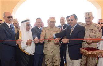 القوات المسلحة تنشئ تجمعا حضاريا جديدا بوسط سيناء | فيديو وصور