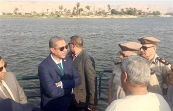 """محافظ سوهاج يشكل لجنة للوقوف على تداعيات حادث عبارة """"الخزندارية"""""""