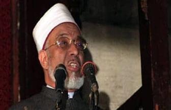 """""""الأزهر"""" ينعي الشيخ صلاح نصار إمام الجامع الأزهر السابق"""
