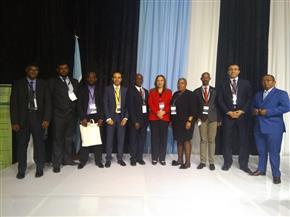 مصر تفوز بالمركز الأول والدرع الذهبي في مسابقة المنظمة الإفريقية للإدارة | صور