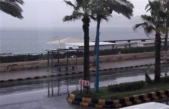 بسبب الطقس.. إصابة 3 أشخاص في سقوط شرفة عقار بالمنشية وسط الإسكندرية