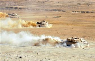 """""""درع العرب"""" تواصل أنشطتها بتدريبات بحرية وبرية وجوية مكثفة للقوات المشاركة"""
