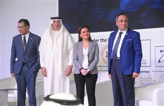 """نصر وسلامة يفتتحان المعرض الدولي للاستثمار والتوكيلات التجارية """"بيزنكس"""""""