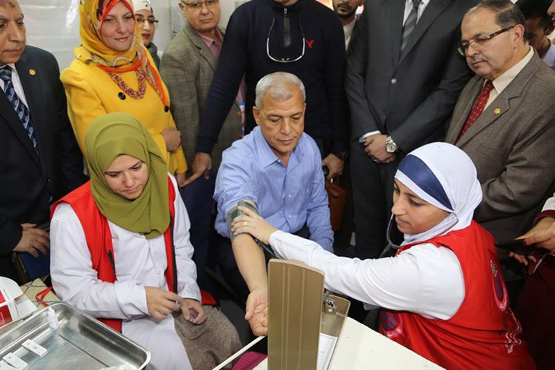 التأمين الصحي : المواطن  أصبح يصدق وزارة الصحة وما تفعله على أرض الواقع -