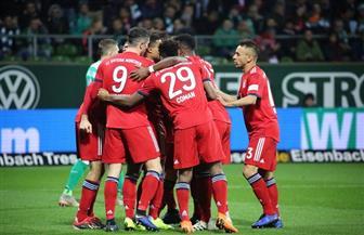 بايرن ميونخ يستعيد نغمة الانتصارات في الدوري بالفوز على فيردر بريمن