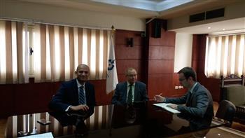 مباحثات تعاون بين أكاديمية البحث العلمي ونظيرتها في بيلاروسيا