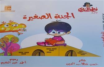 """قصور الثقافة تصدر ديوان """"الجنة الصغيرة"""" لحسن شهاب الدين"""