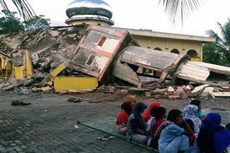 زلزال قبالة جزر تانيمبار في إندونيسيا