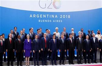 قمة مجموعة العشرين تختتم أعمالها وسط تباعد بين أمريكا وشركائها حول المناخ والتجارة