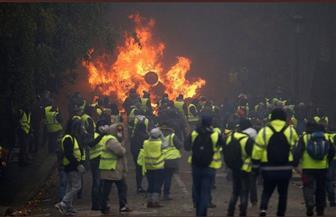 وزير الداخلية الفرنسي: المخربون يواصلون العنف وعمليات النهب في باريس