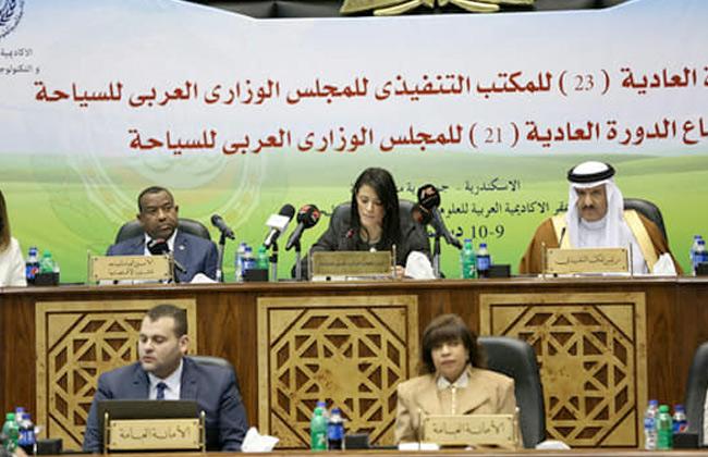تفاصيل اجتماع الدورة الـ21 للمجلس الوزاري العربي للسياحة  صور -