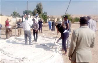 للعام الثاني.. الأقصر تنظم معسكرا تدريبيا لمنكوبى السيول والكوارث في مدينة الطود   صور