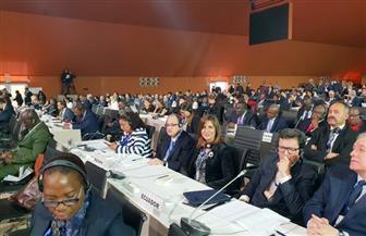 وزيرة الهجرة: وثيقة العهد الدولي تنص على احترام سيادة الدول وحقها في تنظيم الهجرة