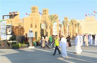 """""""خليفة الإنسانية"""" تدعم 117 """"أسرة مواطنة"""" إماراتية في """"مهرجان زايد التراثي"""""""
