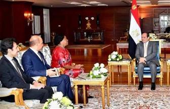 الرئيس السيسي يشيد بجهود الكوميسا في سبيل تعزيز التكامل والاندماج الإقليمي