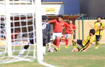 الأهلي يفوز على «نجوم السادات» 7-0 وديا