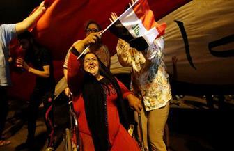 """العراقيون يحتفلون بالذكرى الأولى لـ """"يوم النصر"""" على """"داعش"""""""