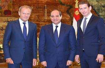 وفد الاتحاد الأوروبي: نتشارك مع القاهرة الاستثمار بالتنمية الاجتماعية والاقتصادية والنمو الشامل