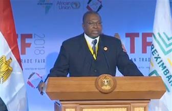 """""""موشنجا"""" يدعو جميع الدول الإفريقية للتوقيع على اتفاقية تجارة حرة في مارس 2019"""