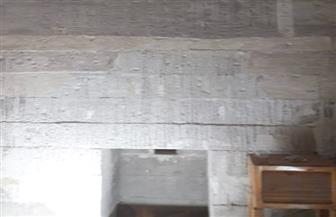 الانتهاء من أعمال ترميم مقبرتين بمنطقة البئر الفارسي بسقارة | صور