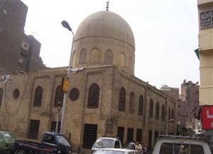 """استجابة لـ """"بوابة الأهرام"""" حي باب الشعرية يبدأ ترميم مسجد """"الطشطوشي"""" الأثري"""
