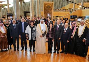 الفقي: العالم العربي يتمتع باهتمام ملحوظ في مشروعات مكتبة الإسكندرية القادمة| صور