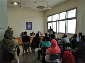جامعة طنطا تعتمد نتائج المسابقة الثقافية الأدبية لطلاب الكليات| صور