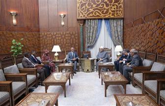 الإمام الأكبر في لقائه سفير تشاد: الأزهر يولي دول القارة الإفريقية اهتماما كبيرا