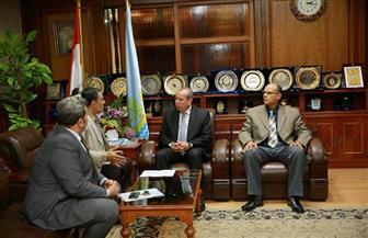 محافظ كفرالشيخ يبحث ملفات قانونية مع مستشاري هيئة قضايا الدولة | صور