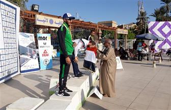 مصر تحصد لقب البطولة العربية التاسعة للكانوى والكياك في الأقصر  صور