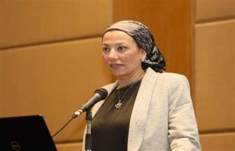 ياسمين فؤاد: اهتمام كبير بملف البيئة في أزمة كورونا.. ومتابعة الدعم الفني للمستشفيات