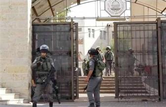 الاحتلال الإسرائيلي يقتحم جامعة القدس ويحطم أبوابها ويستولي على تسجيلات كاميرات المراقبة