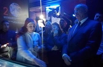 محافظ البحر الأحمر يفتتح متحف عجائب البحر الأحمر بمرسى علم| صور