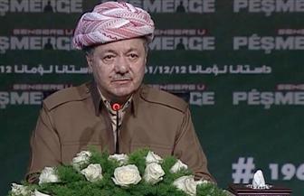 مسعود بارزاني: الظروف مواتية لفتح صفحة جديدة مع الحكومة العراقية