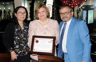 قنصلية مصر بمونتريال تقيم حفل عشاء لتوديع السفيرة أمل سلامة | صور