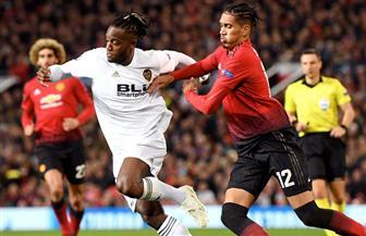 مانشستر يونايتد بالقوة الضاربة أمام خفافيش فالنسيا بدوري أبطال أوروبا