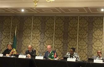 سفير مصر بإثيوبيا يشارك بمؤتمر نيروبي حول السلم والأمن بإفريقيا
