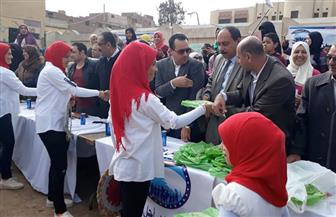 """""""مستقبل وطن"""" يكرم طلبة مدرسة الأمل للصم والبكم بمدينة بلبيس  صور"""