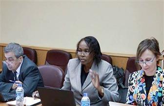 وفد الاتحاد الإفريقي والأوروبي: هيئة ضمان جودة التعليم في مصر مثال يحتذى به أوروبيا وإفريقيا